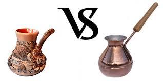 Как выбрать турку (джезву) для кофе и подготовить её