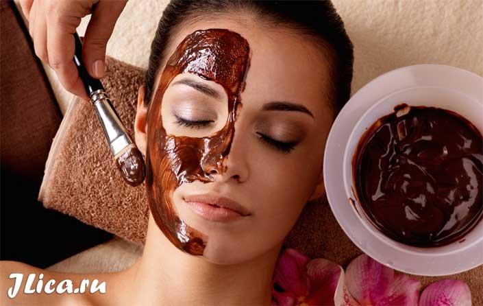 Маски для лица из какао