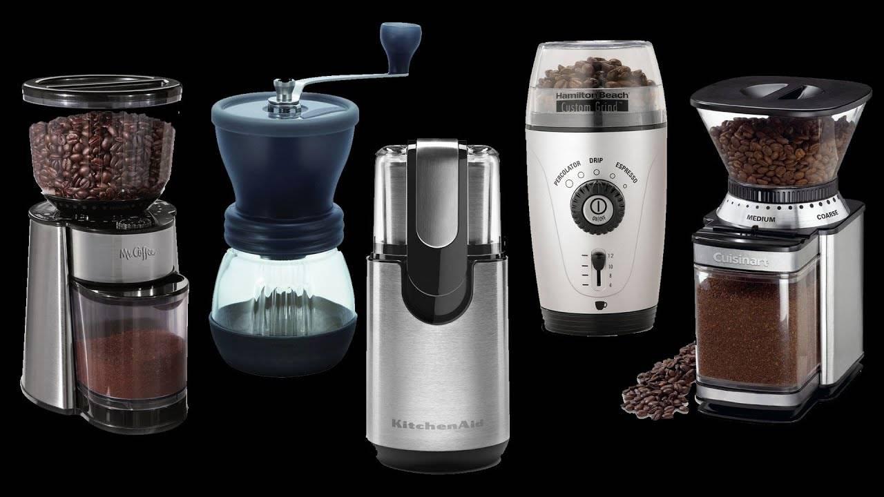 Как выбрать кофемолку для дома электрическую: правила и обзор лучших моделей