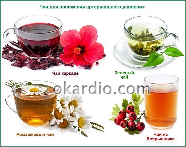 Повышает ли чай каркаде артериальное давление или понижает?