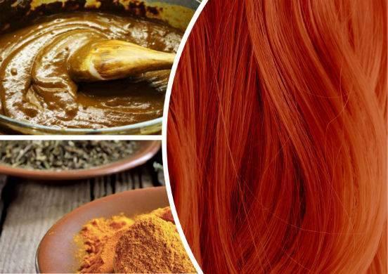 Как покрасить волосы кофе