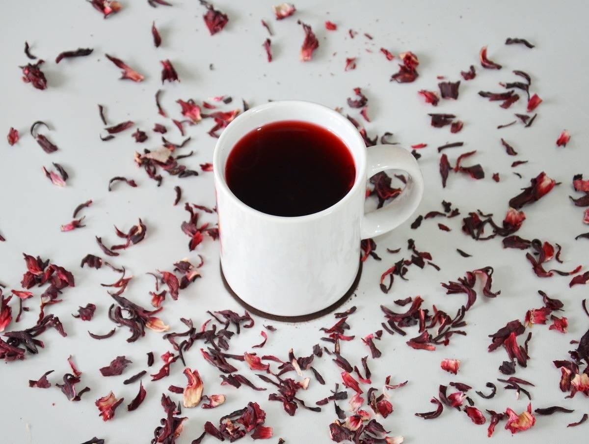 Каркаде повышает давление или понижает - все свойства этого чая