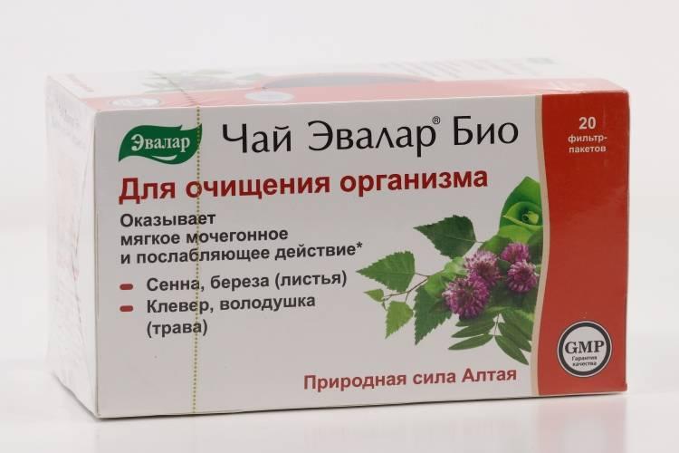 О чае для очищения кишечника