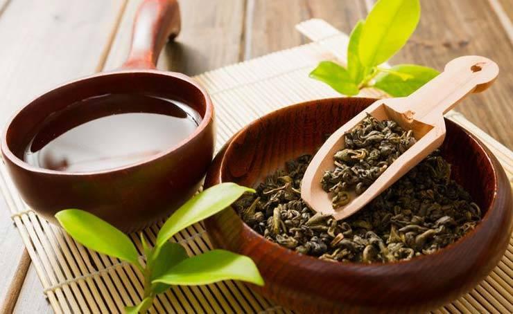 Зеленый чай для волос: ополаскивания - lucklady