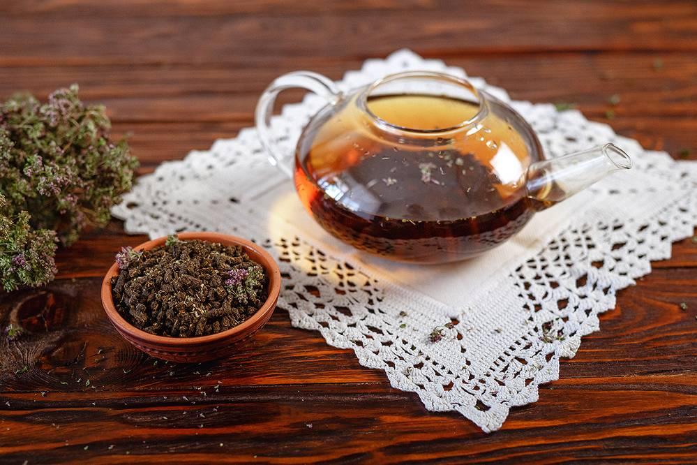 Чай с чабрецом: польза и вред, как заваривать и пить