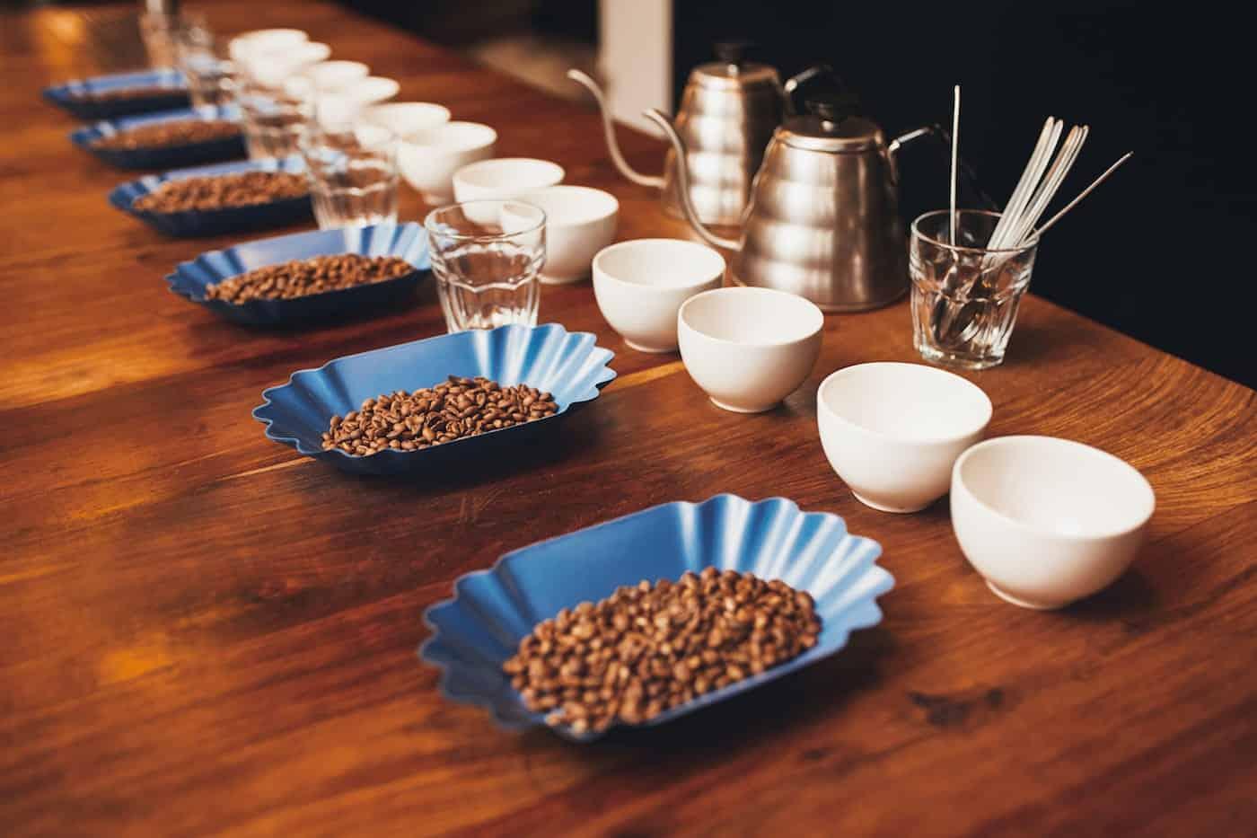 Каппинг: проверка качества и вкуса кофе