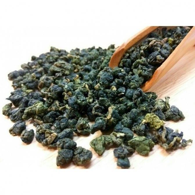 Зеленый чай молочный улун – польза и вред, правила заваривания