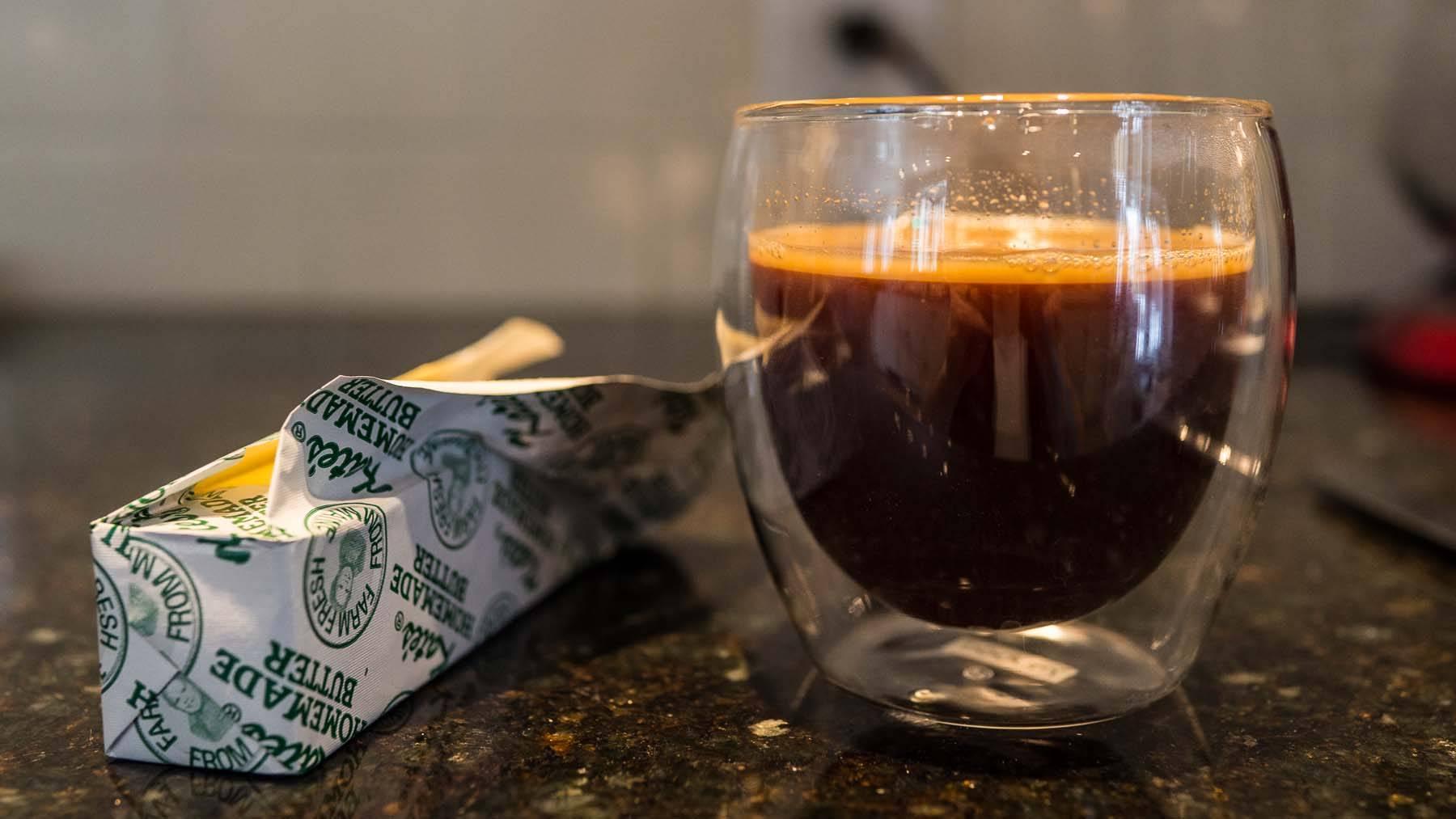 Польза и вред кофе со сливочным маслом (bulletproof coffee) и рецепт напитка