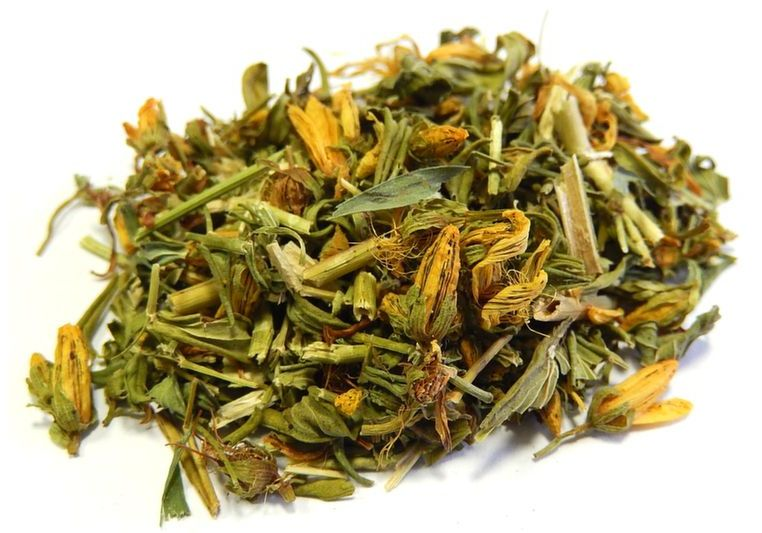 Слабительный чай из сенны