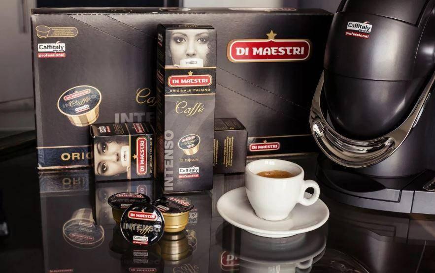 Кофейная компания di maestri - история производителя кофе димаэстри и особенности продукции