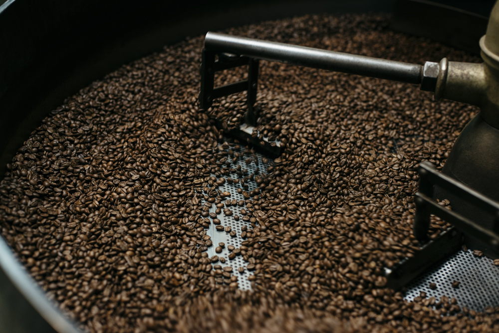 Первичная обработка плодов кофе