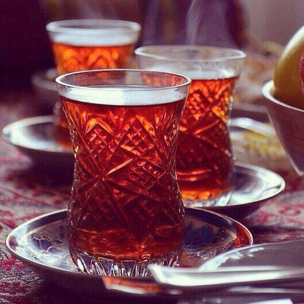 Как заварить турецкий чай и что для этого понадобится