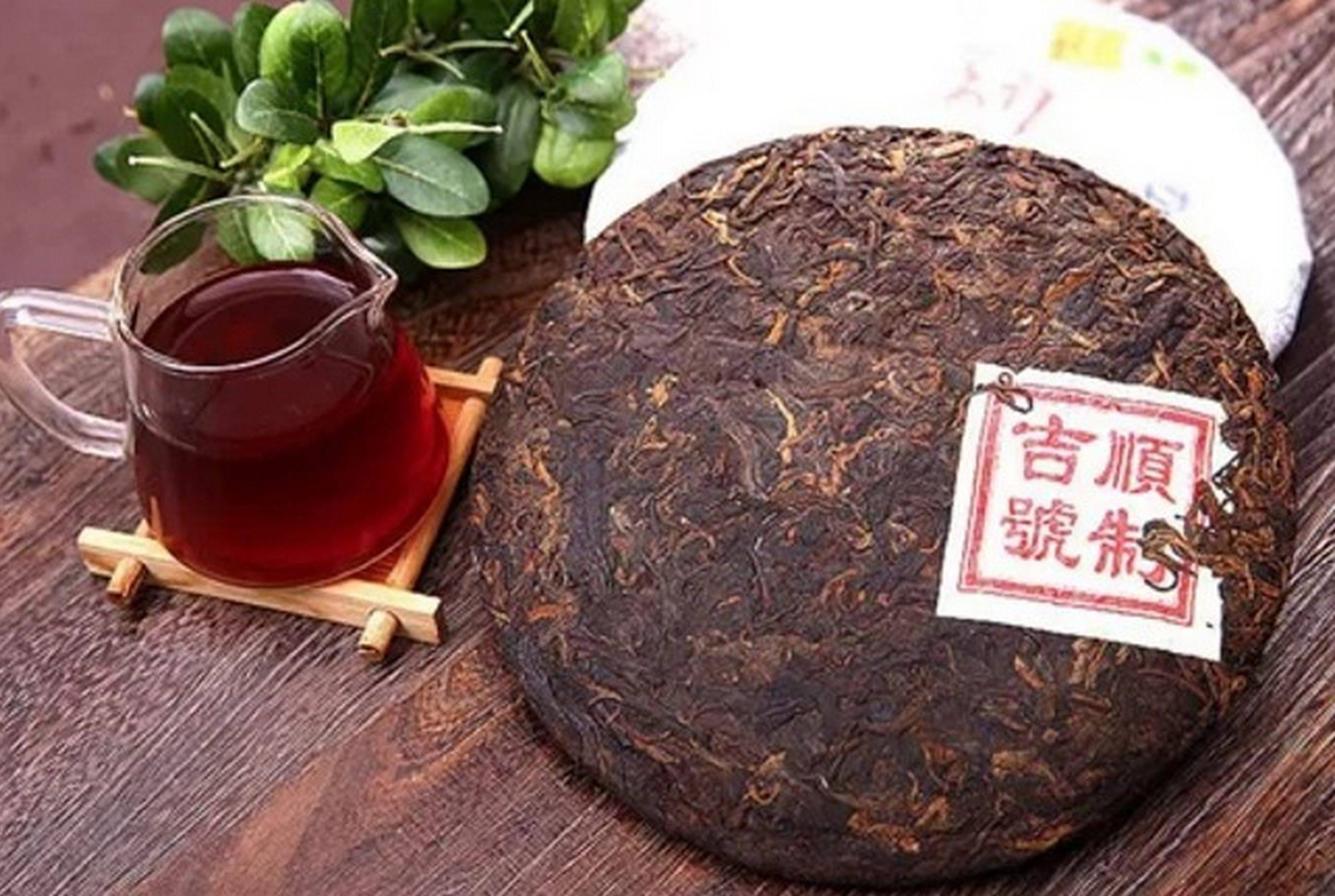 Юньнань пуэр – чай из провинции китая