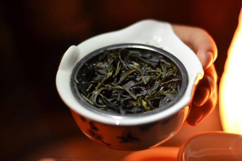 Чай да хун пао полезные свойства как правильно заваривать
