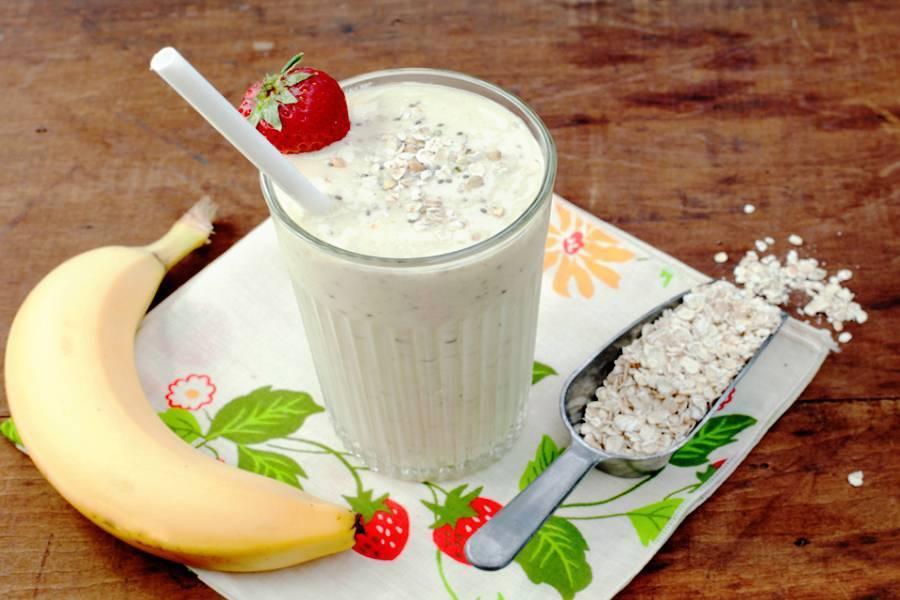 Смузи с кефиром: рецепты для похудения, как приготовить с добавлением бананов