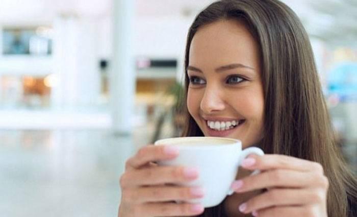 Влияние кофе на зубы: вред и польза