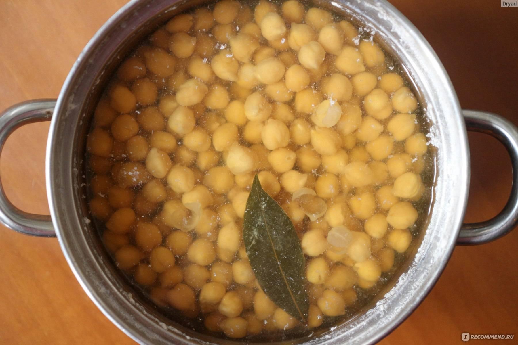 Что за продукт нут и как его правильно готовить?