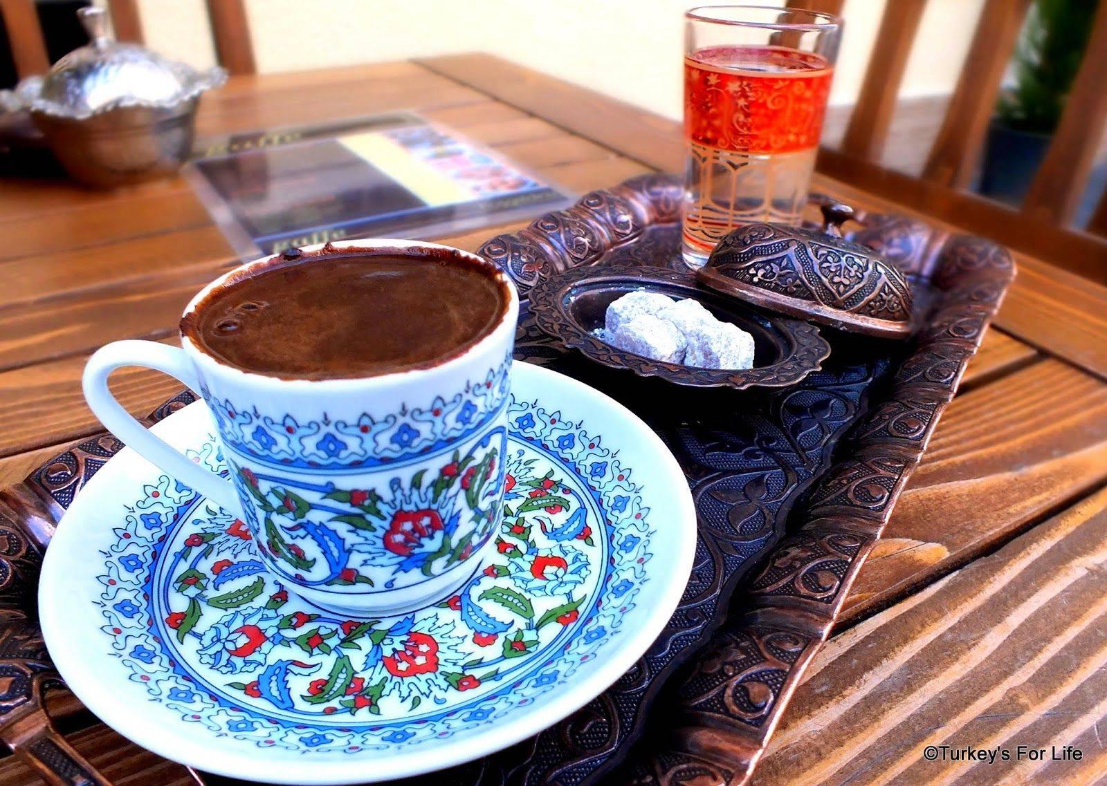 Кофе по-восточному – рецепт. как варить кофе по-восточному