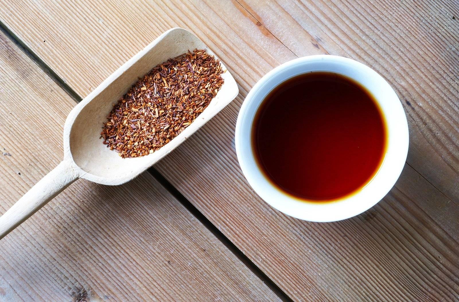 Чем полезен ройбуш для женщин. польза чая ройбуш для женского здоровья: