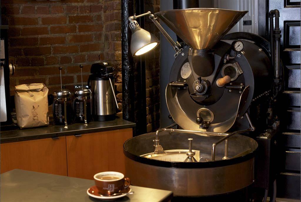 Обжарка кофе и ее виды