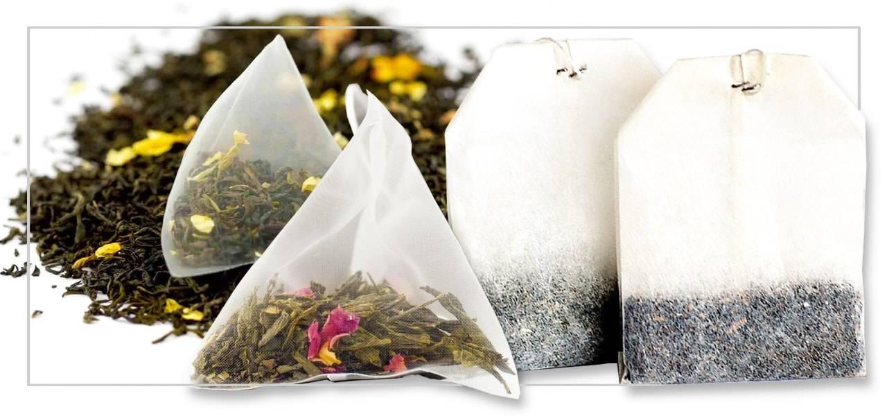 Чай в пакетиках - польза и вред для здоровья
