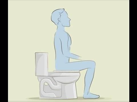 После кофе хочется в туалет по большому