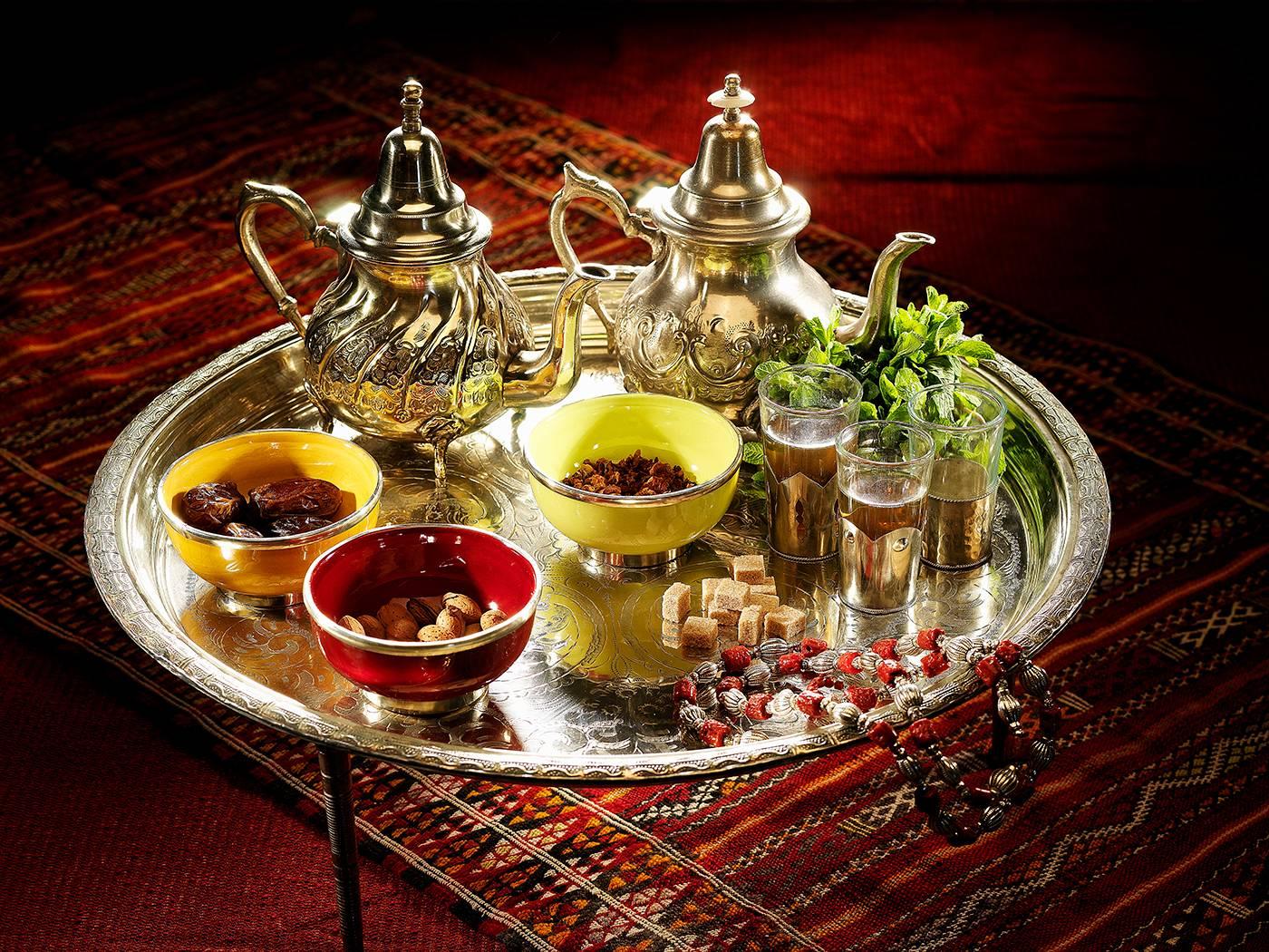 Рецепты кофе по-арабски