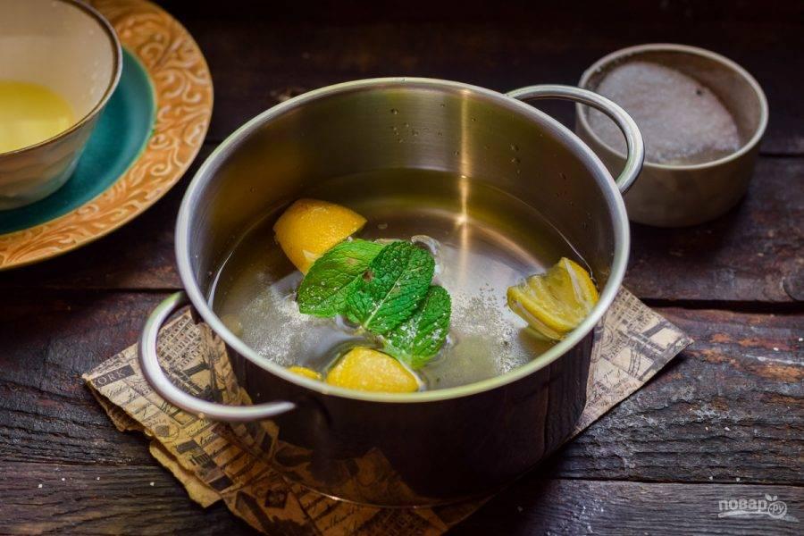 Свойства чая с медом и лимоном — средство для красоты и здоровья