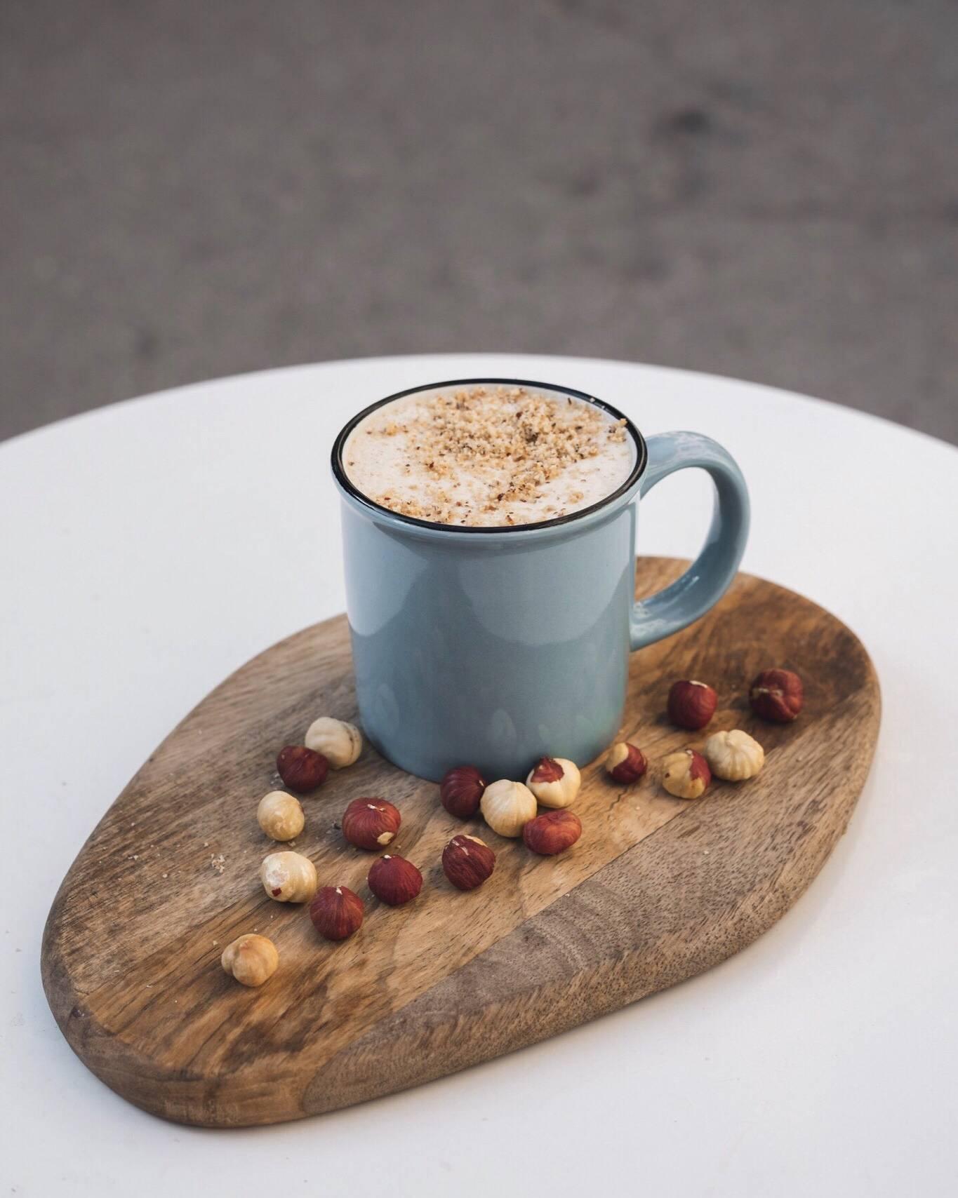 Кофе раф апельсиновый рецепт