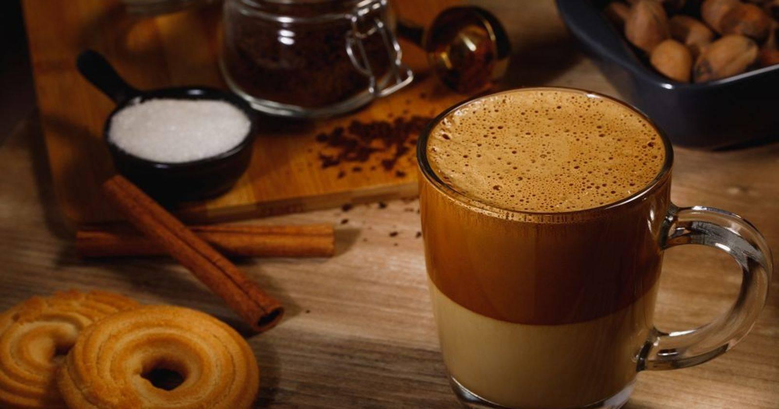 Дальгона-кофе — модный рецепт взбитого кофе | волшебная eда.ру