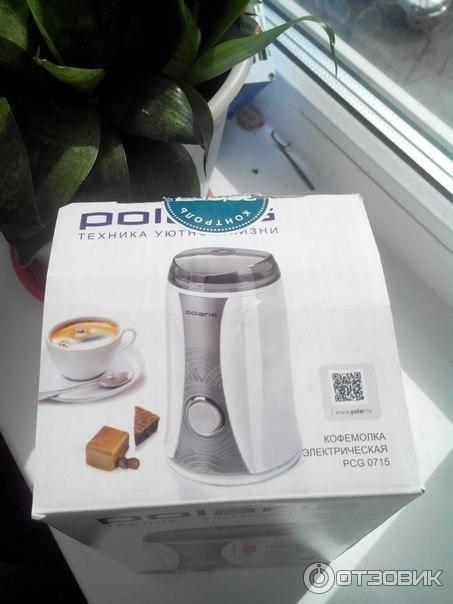 Кофемолка polaris pcg 0415 - купить | цены | обзоры и тесты | отзывы | параметры и характеристики | инструкция