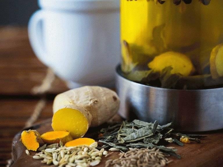 Аюрведический оздоровительный чай кашаям