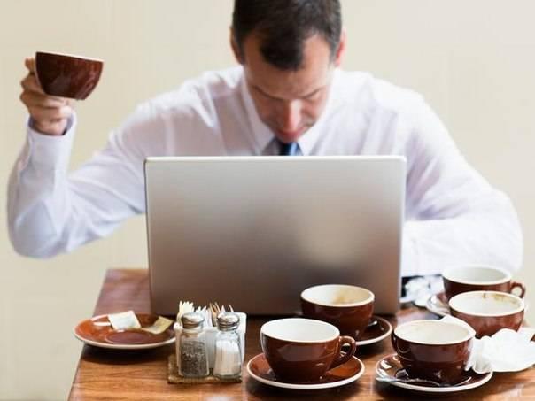 Кофе на голодный желудок: польза или вред