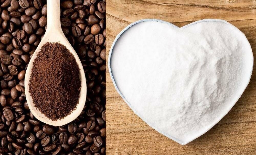 Как удалить волосы содой и кофе, в домашних условиях, инструкция, отзывы