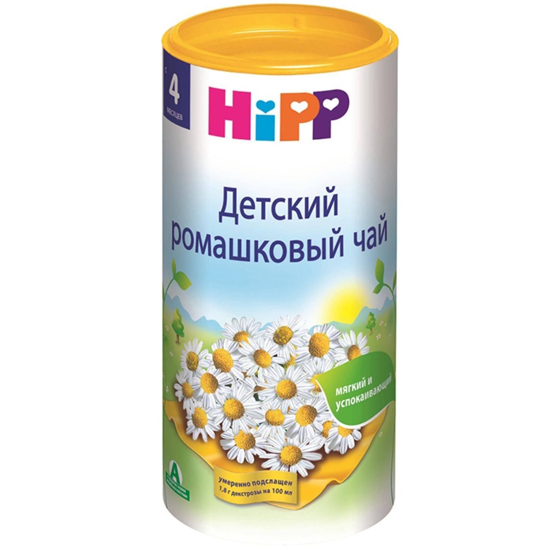 8 лучших видов и особенности употребления детского чая Хипп