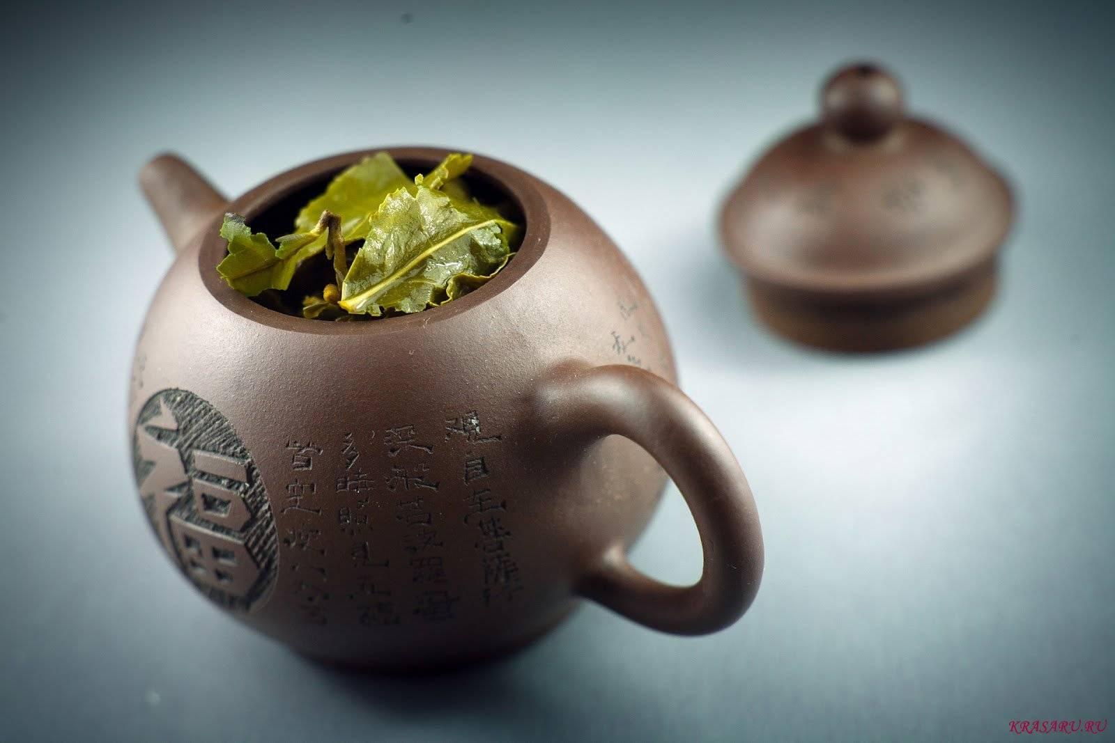 Чай тигуанинь из китая