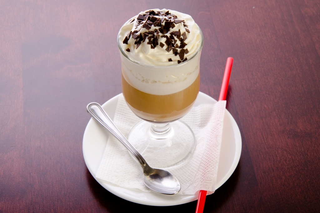 Кофе гляссе — 6 рецептов приготовления в домашних условиях