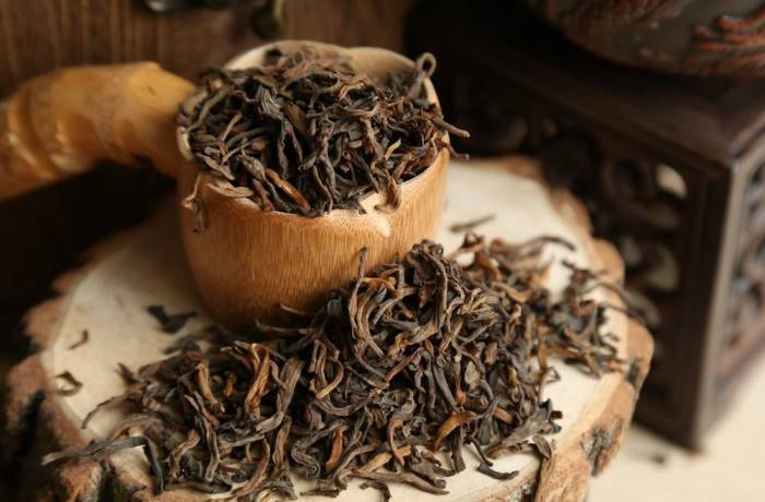 Чай китайский Гун тин пуэр
