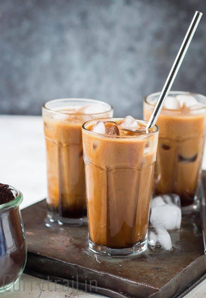 Как приготовить кофе со льдом: 11 шагов