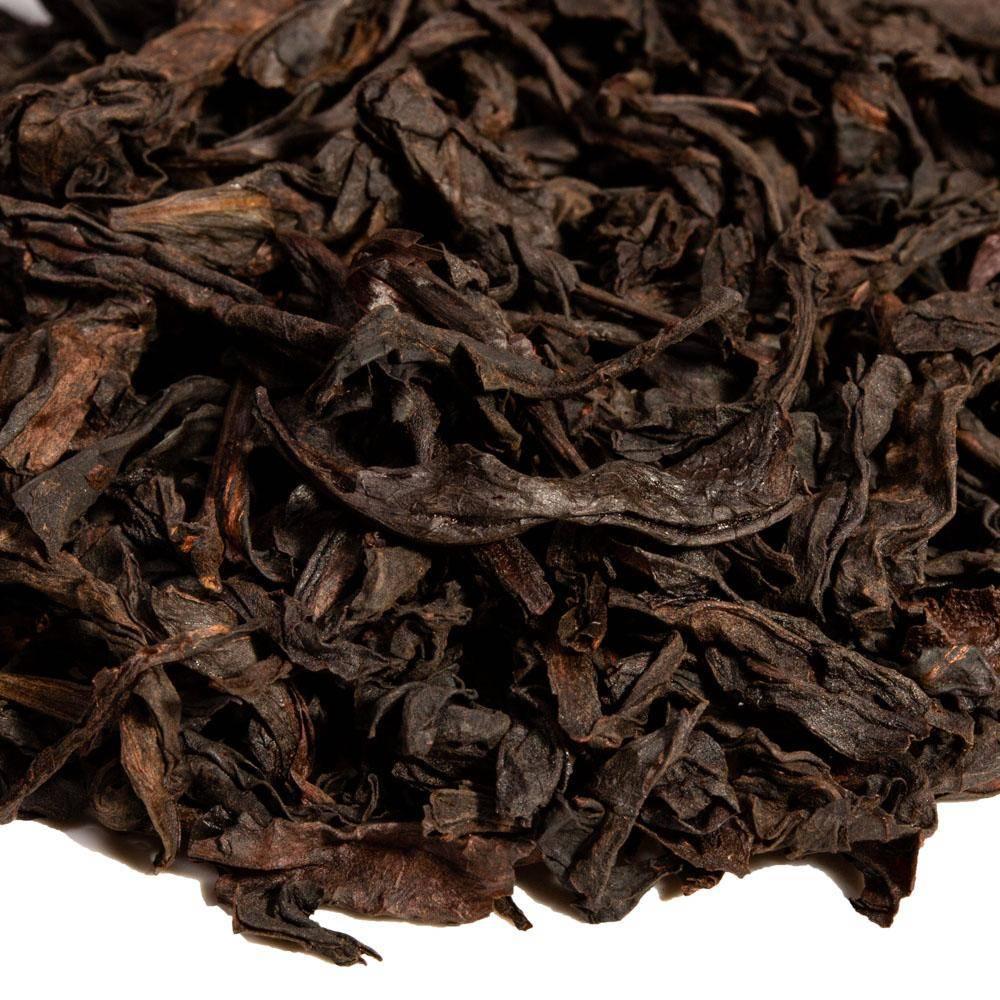 Чай да хун пао или большой красный халат: эффект опьянения