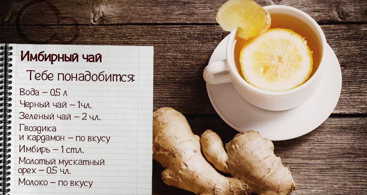 Отвар из имбиря: полезные свойства имбирного отвара, рецепты