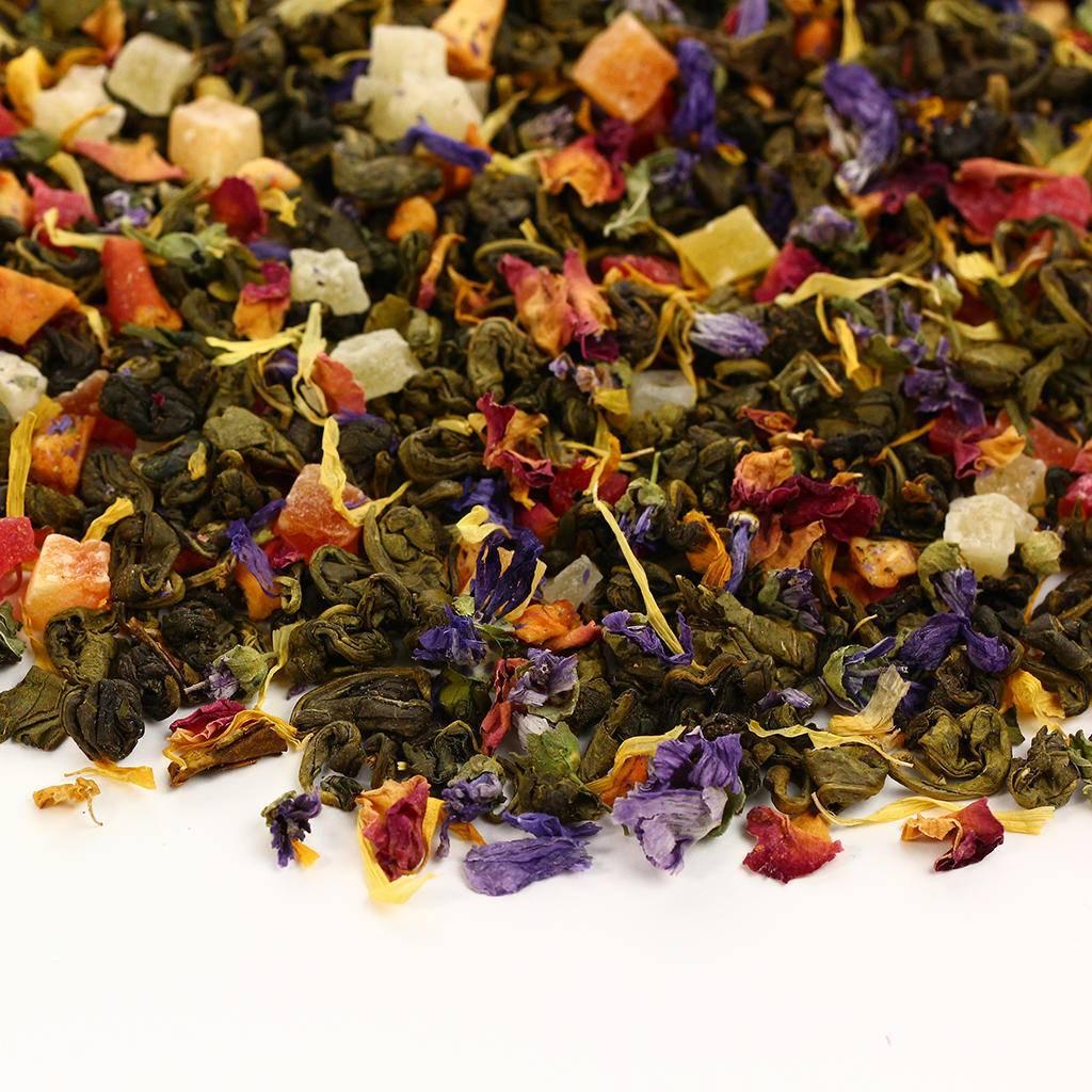 Ароматизированный чай: что это такое, какие ароматизаторы используют