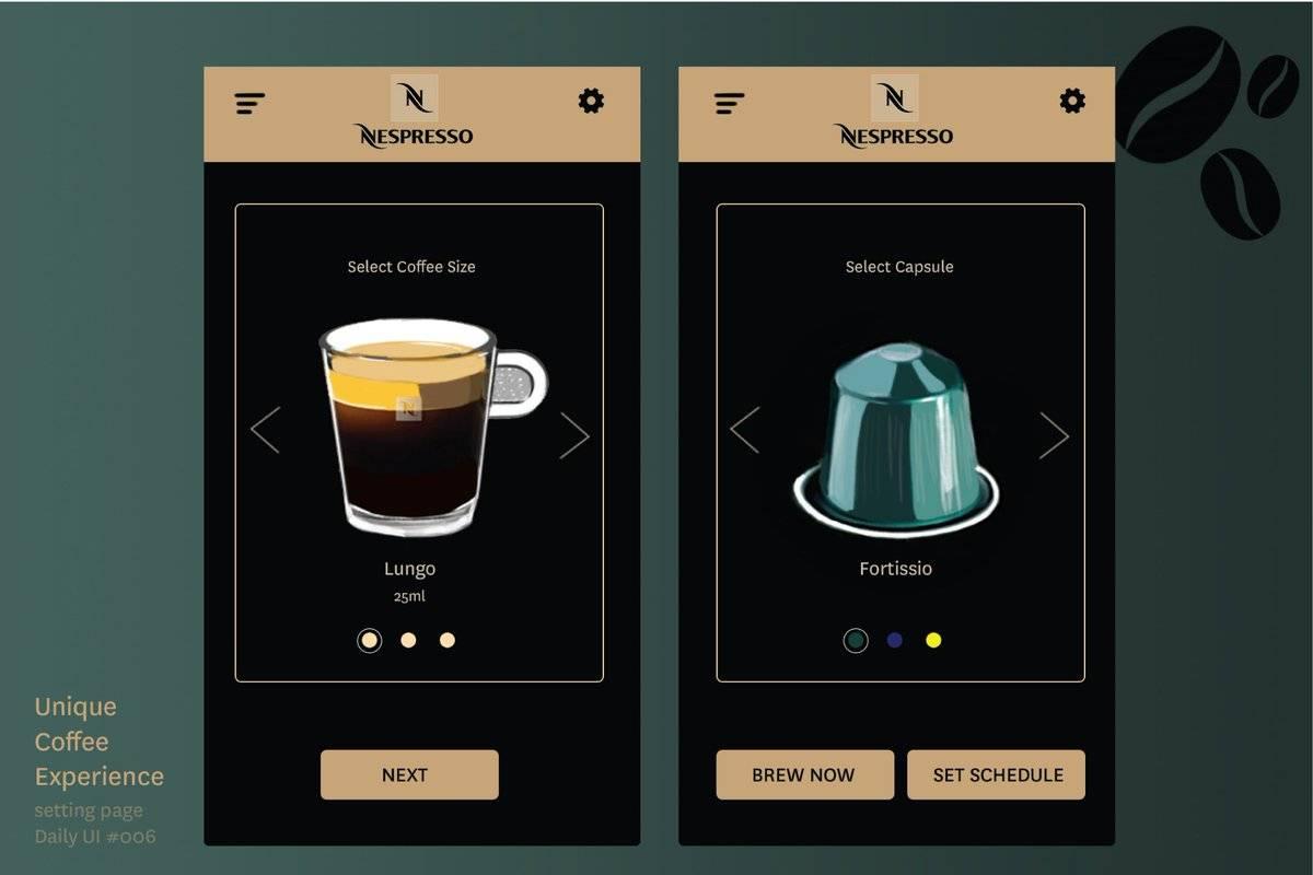 Кофе неспрессо в капсулах