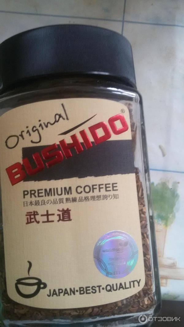 Разновидности и описание кофе бушидо