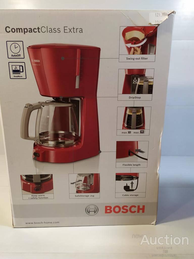 Кофемашина bosch tca 5201 - купить   цены   обзоры и тесты   отзывы   параметры и характеристики   инструкция