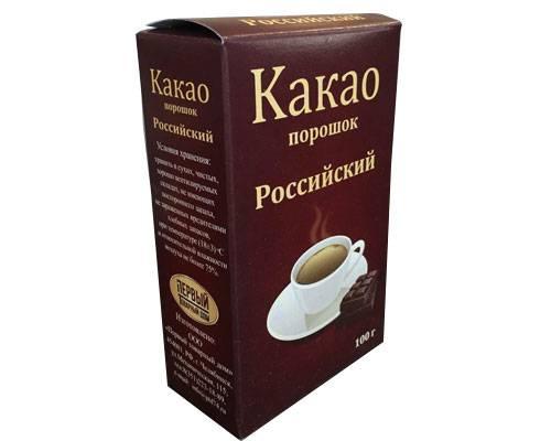 Гост 108-2014 какао-порошок. технические условия (с поправкой)