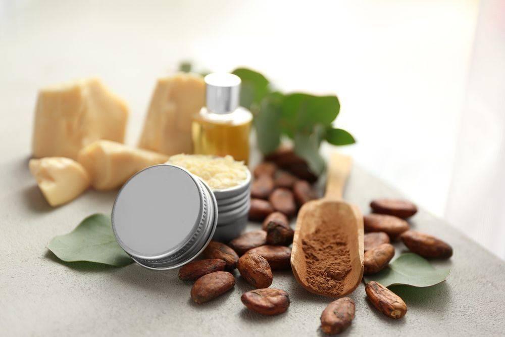 Масло какао для лица все эффекты от применения