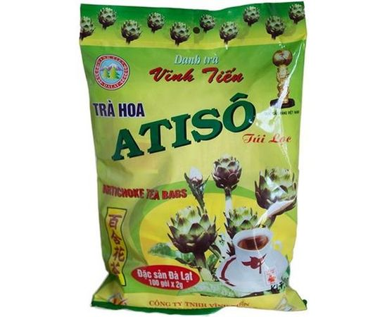 Артишоковый чай из вьетнама: полезные свойства, как заваривать чай из артишока