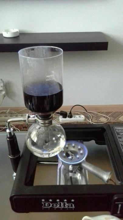 Проектируем островок кофе с собой и выбираем наполнение