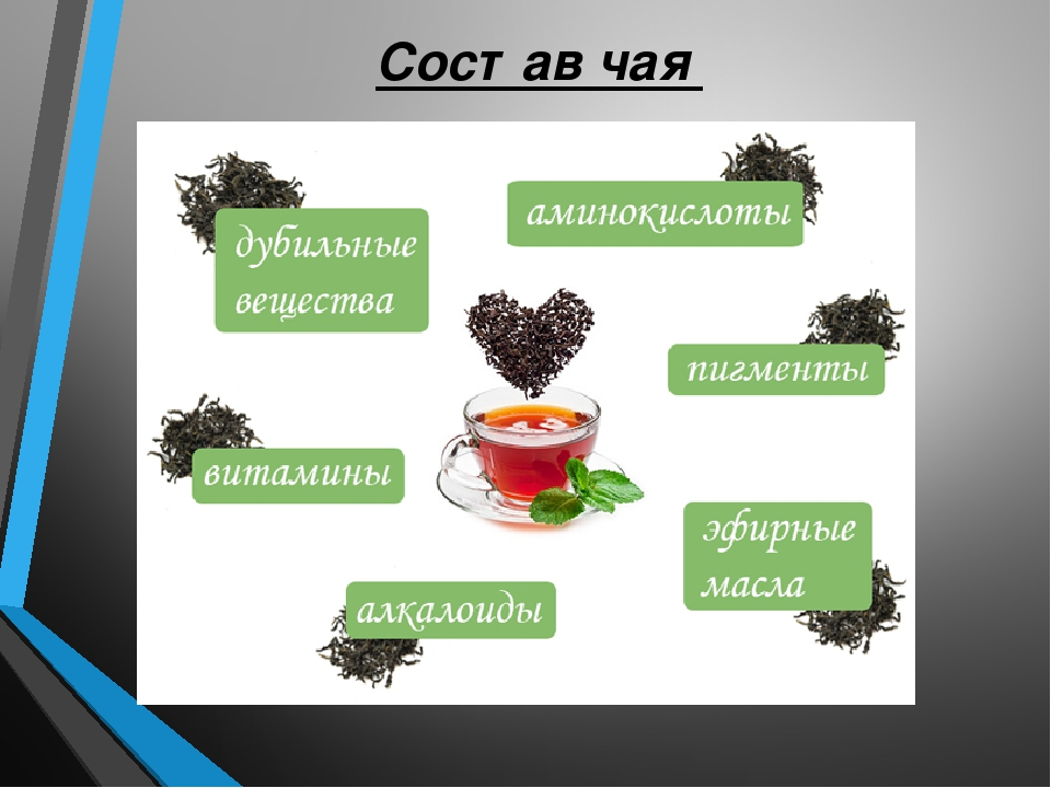 Чай: полезные свойства и разновидности | food and health